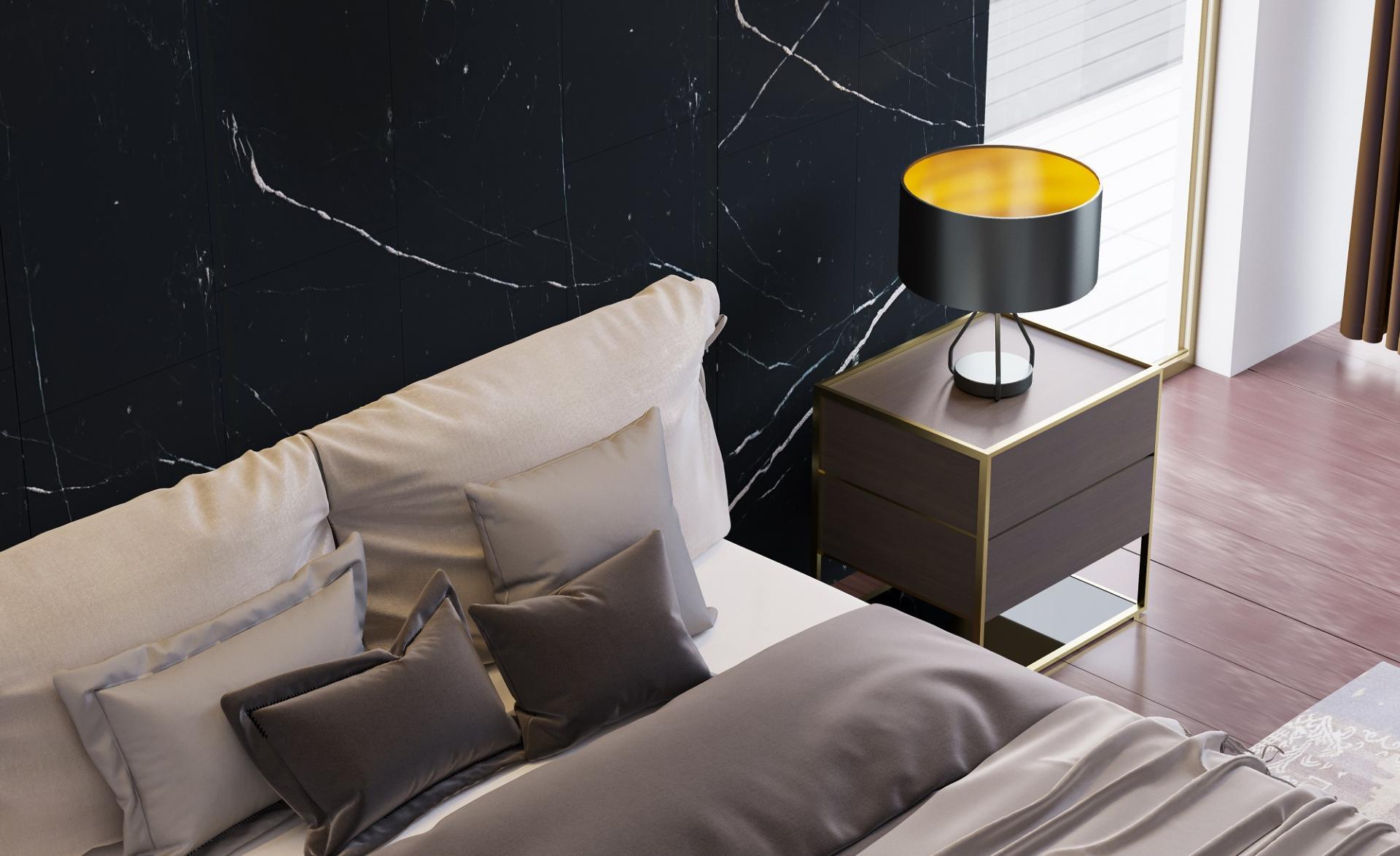 Aspendos Yatak Odası