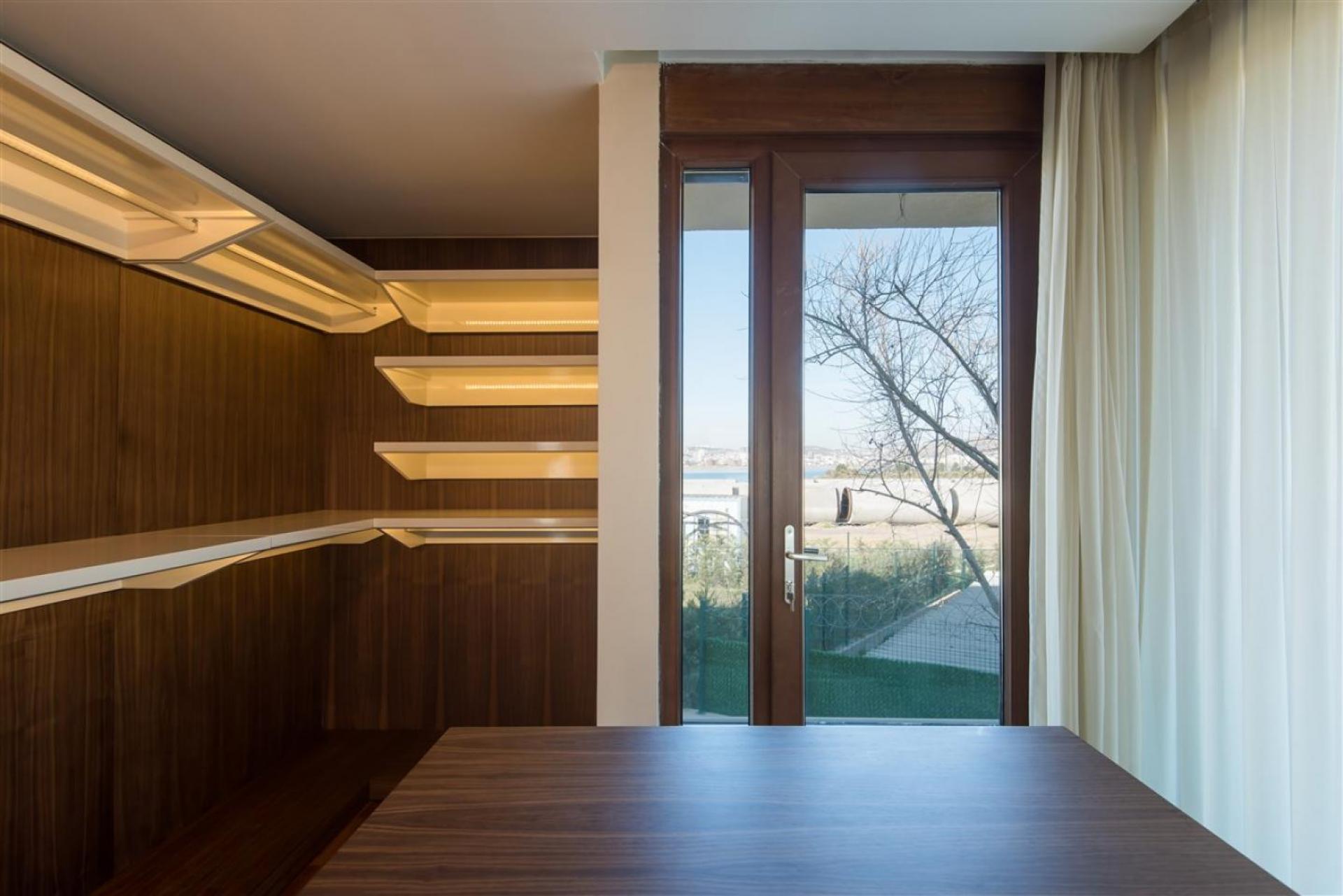 Mercan Villaları İç Mimari Projesi
