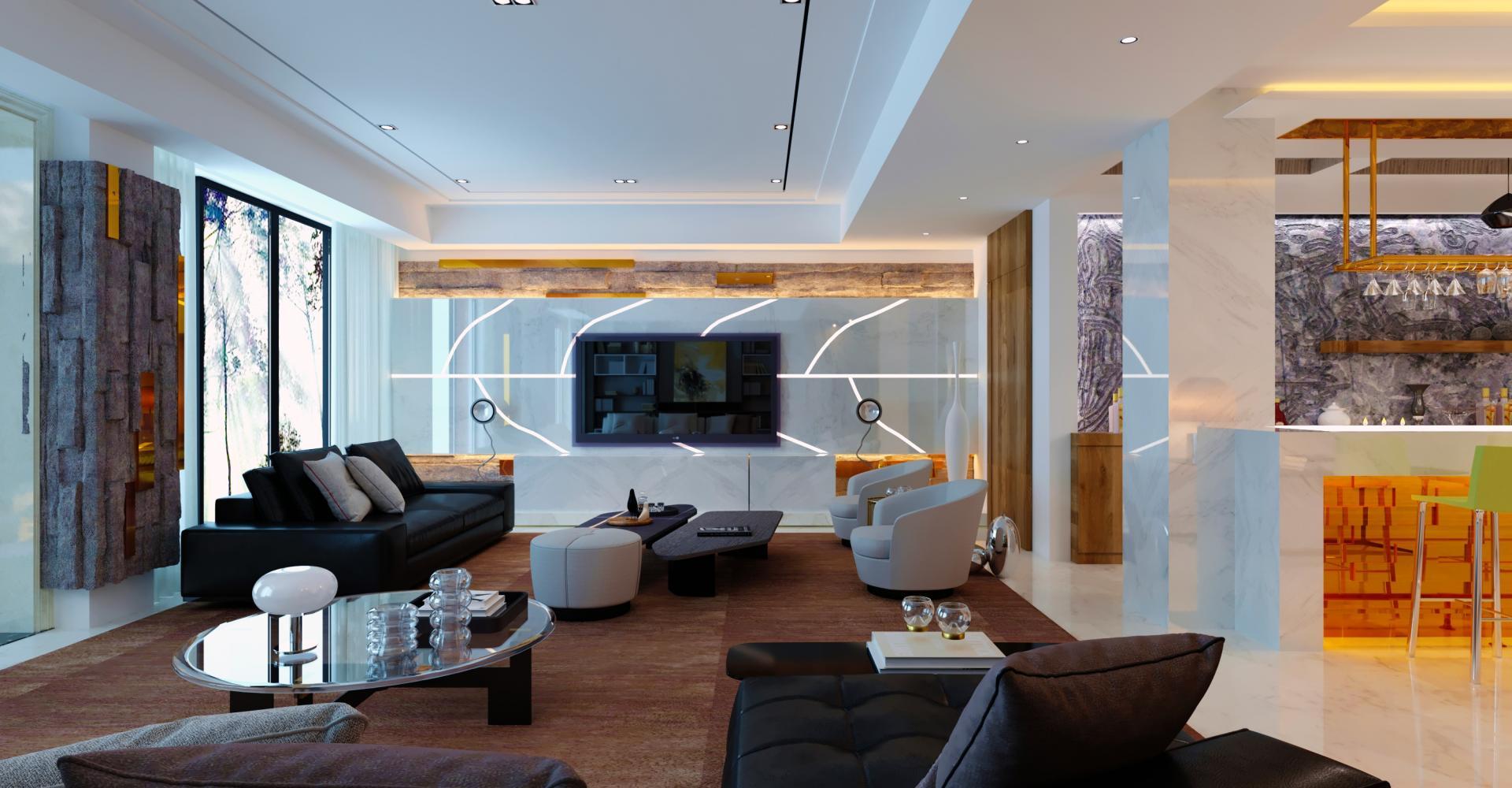Modern Otel Projeleri