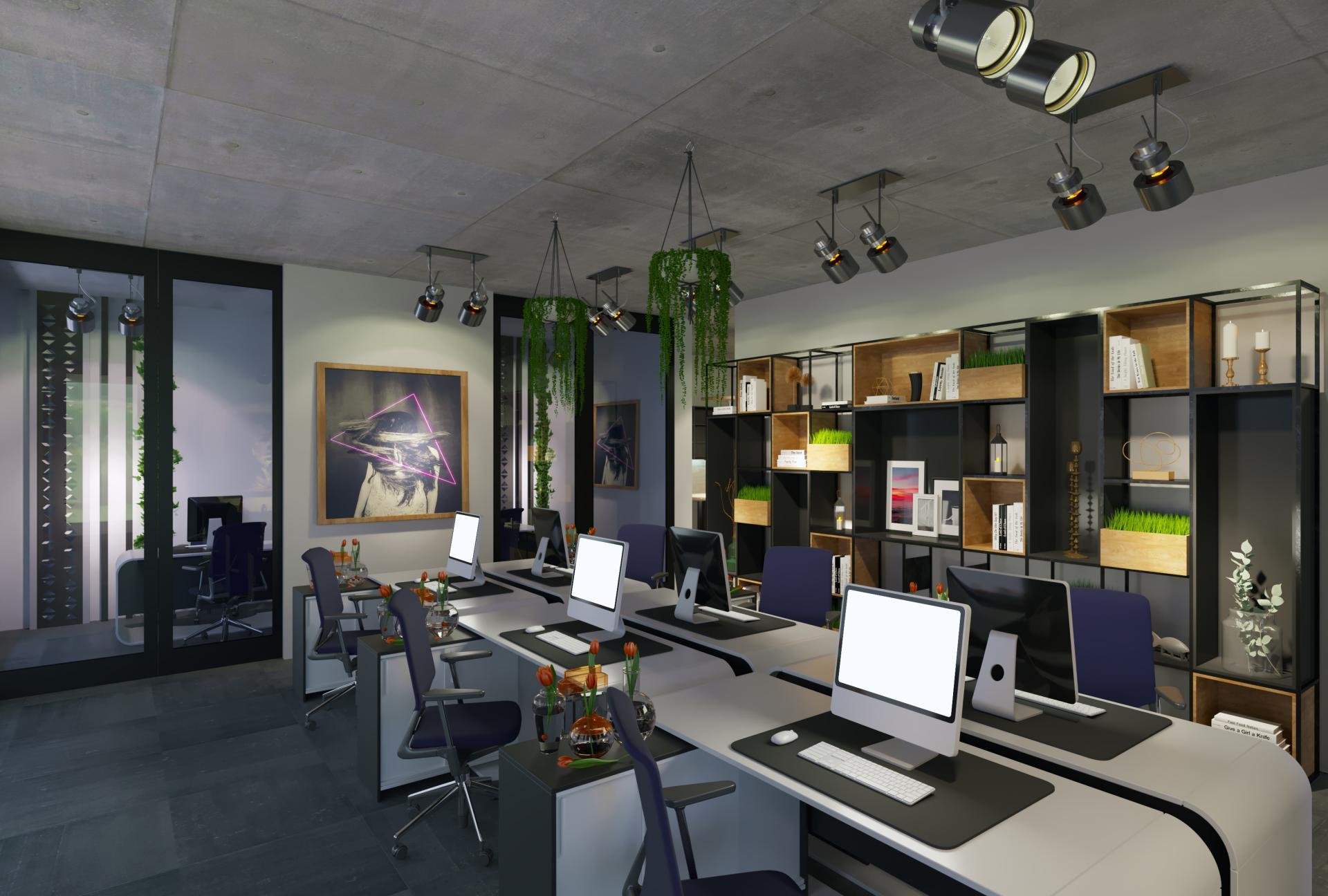 Ofis Dekorasyonları