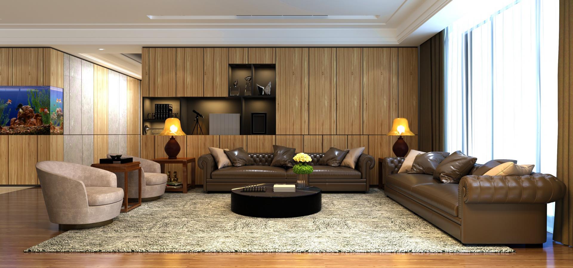 Salon Mobilya Projeleri