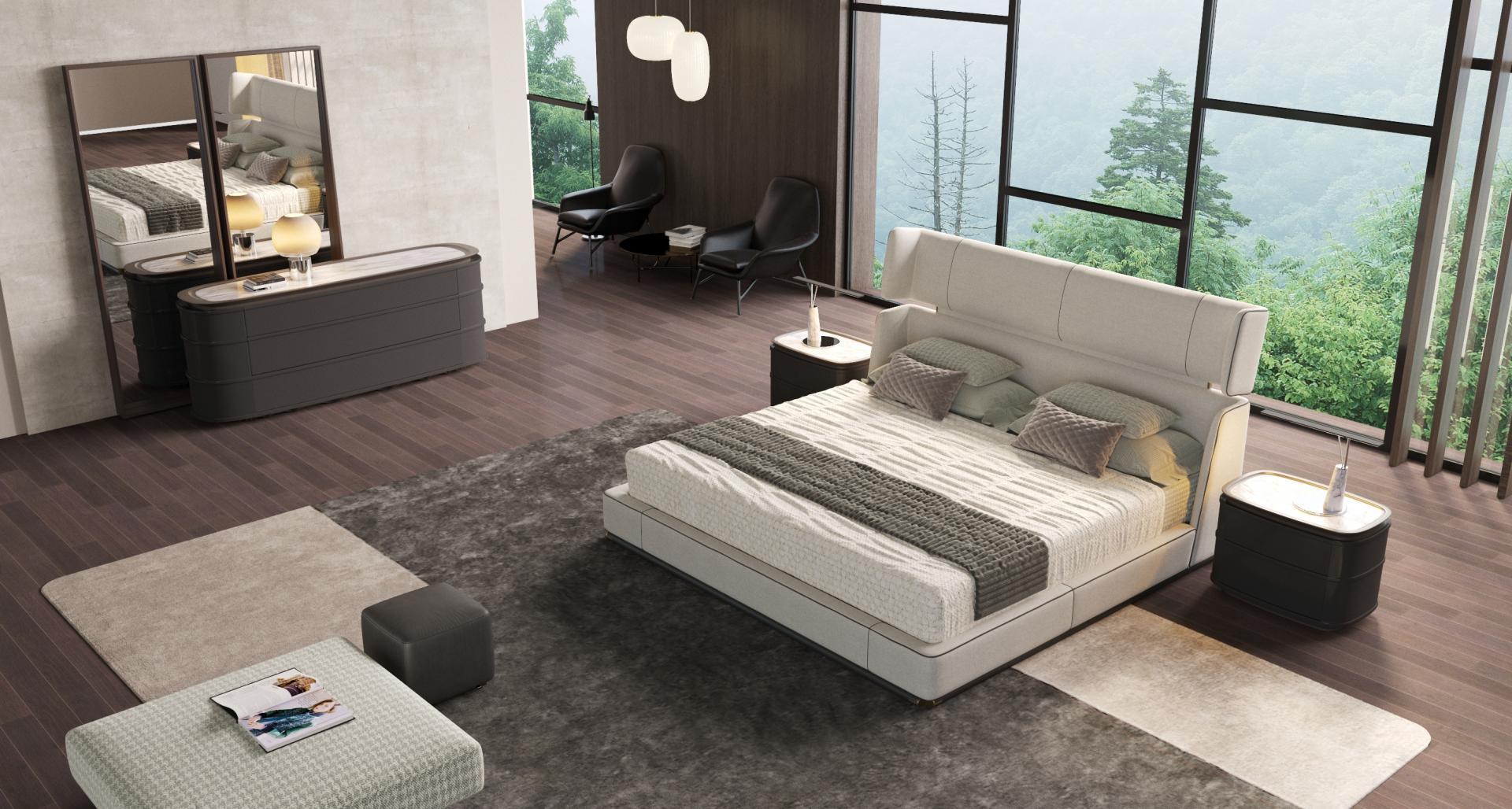 Zeyve غرف نوم